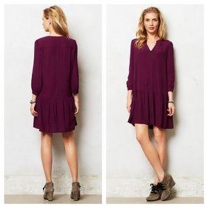 Anthropologie Meave Galina Mini Dress
